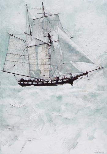 Mer blanche