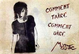 Comment taire...