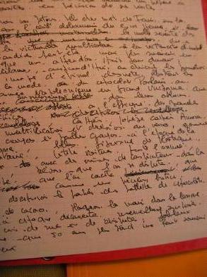 Manuscrit...